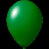 Impresión de globos   Ø 33 cm    Económico   9485951 verde oscuro