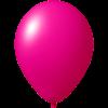 Impresión de globos   Ø 33 cm    Económico   9485951 magenta
