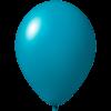 Impresión de globos   Ø 33 cm    Económico   9485951 turquesa