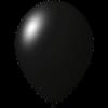 Impresión de globos   Ø 33 cm    Económico   9485951 negro