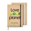 Cuaderno A5 | Material reciclado | 80 páginas