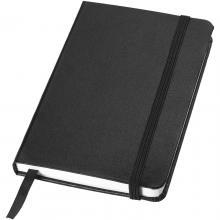 Clásico cuaderno de bolsillo de formato A6 | 92106180 Negro