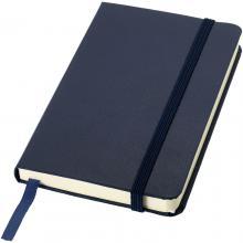 Clásico cuaderno de bolsillo de formato A6 | 92106180 Marino