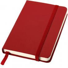 Clásico cuaderno de bolsillo de formato A6 | 92106180 Rojo