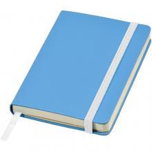 Clásico cuaderno de bolsillo de formato A6 | 92106180 Azul claro