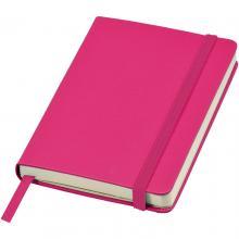 Clásico cuaderno de bolsillo de formato A6 | 92106180 Rosa