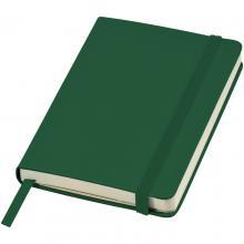 Clásico cuaderno de bolsillo de formato A6 | 92106180 Verde