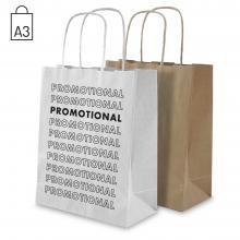 Bolsas de papel | A3 | Impresión 1 - 4 colores