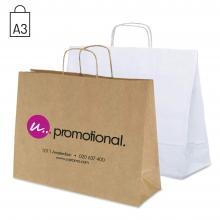 Bolsas de papel | A2| Impresión 1 - 4 colores