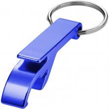 Llavero abridor   Grabado o Todo Color   max171 Azul