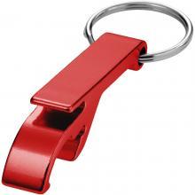 Llavero abridor   Grabado o Todo Color   max171 Rojo