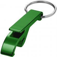 Llavero abridor   Grabado o Todo Color   max171 Verde