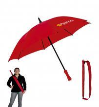 Paraguas | Correa de transporte y funda de almacenamiento | Ø 103 cm