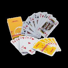 Juego de cartas | Impresión en la caja y las cartas | 127playingcard Blanco