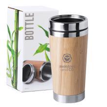 Taza de viaje | Bambú | 500 ml
