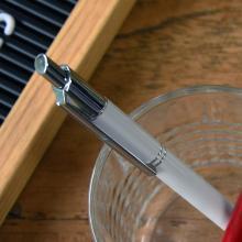 Bolígrafos Tiko | Metálicos | Tinta azul | max039