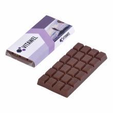 Tabletas de Chocolate con leche | Mini | Envoltura
