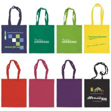 Bolsa de tela de colores | Impresión hasta 4 colores | Calidad estándar