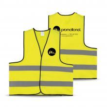 Chaleco de seguridad | M y XL | Amarillo o Naranja | 204710