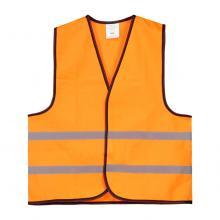 Chaleco de seguridad para niños | Poliéster | 204715 Naranja