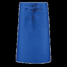 Delantal corto  Poliéster/Algodón   a partir de 25 uds.   205210vk Azul