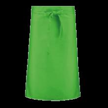 Delantal corto  Poliéster/Algodón   a partir de 25 uds.   205210vk Verde