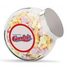 Tarro de caramelos grande   2 litros   unas 50 unidades   231798