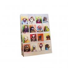 Bolsa de lujo | Serigrafia a color| Formato A3 | 108GL03