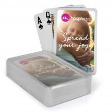 Juego de cartas con impresión | En caja