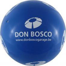 Balón de fútbol   Impresión en 12 posiciones   PVC   Talla 5   22 cm
