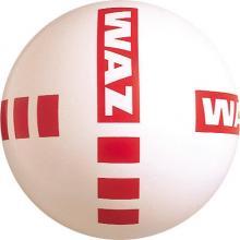 Balón de fútbol con sobreimpresión   22 cm