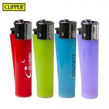 Encendedor Clipper | Transparente | Translúcido