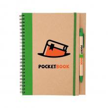 Cuadernos con anillas | Ecológicos | A5