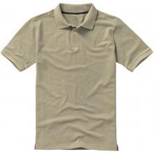 Polos para señores | 200 gramos de algodón | 9238080 Kaki