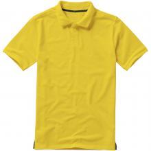 Polos para señores | 200 gramos de algodón | 9238080 Amarillo