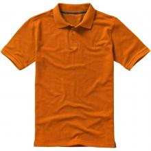 Polos para señores | 200 gramos de algodón | 9238080 Naranja