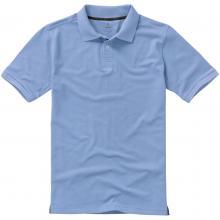 Polos para señores | 200 gramos de algodón | 9238080 Azul claro
