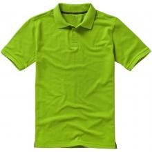 Polos para señores | 200 gramos de algodón | 9238080 Verde manzana