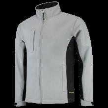 Chaqueta Soft Shell | Bicolor | Tricorp Workwear | 97TJ2000 Gris / Negro