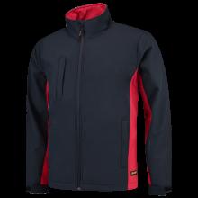 Chaqueta Soft Shell | Bicolor | Tricorp Workwear | 97TJ2000 Rojo/Marino