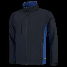 Chaqueta Soft Shell | Bicolor | Tricorp Workwear | 97TJ2000 Azul marino
