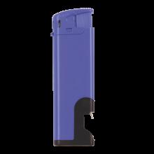 Encendedor electrónico   Con descalcificador   Recargable   72420632 Azul