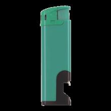 Encendedor electrónico   Con descalcificador   Recargable   72420632 Verde