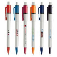 Bolígrafos Baron | Calidad superior | Serigrafía a color
