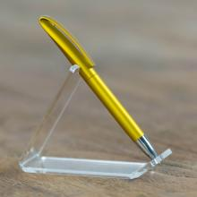 Bolígrafo sólido   Plástico l Metálico l A todo color   Max131