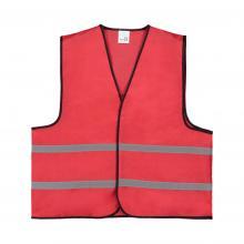 Chaleco de seguridad publicitario | XL | 204700 Rojo