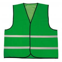Chaleco de seguridad publicitario | XL | 204700 Verde