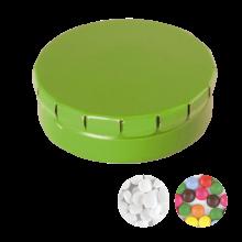 Lata de caramelos de click-clack | 72501120 Verde