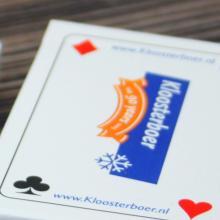 Juego de cartas | Impresión en la caja y las cartas | 127playingcard