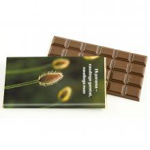 Tabletas de chocolate belga | A todo color